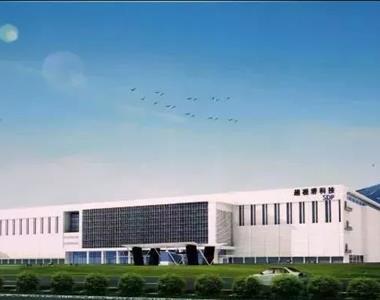 广州康宁显示器生产基地(锅炉热力系统)